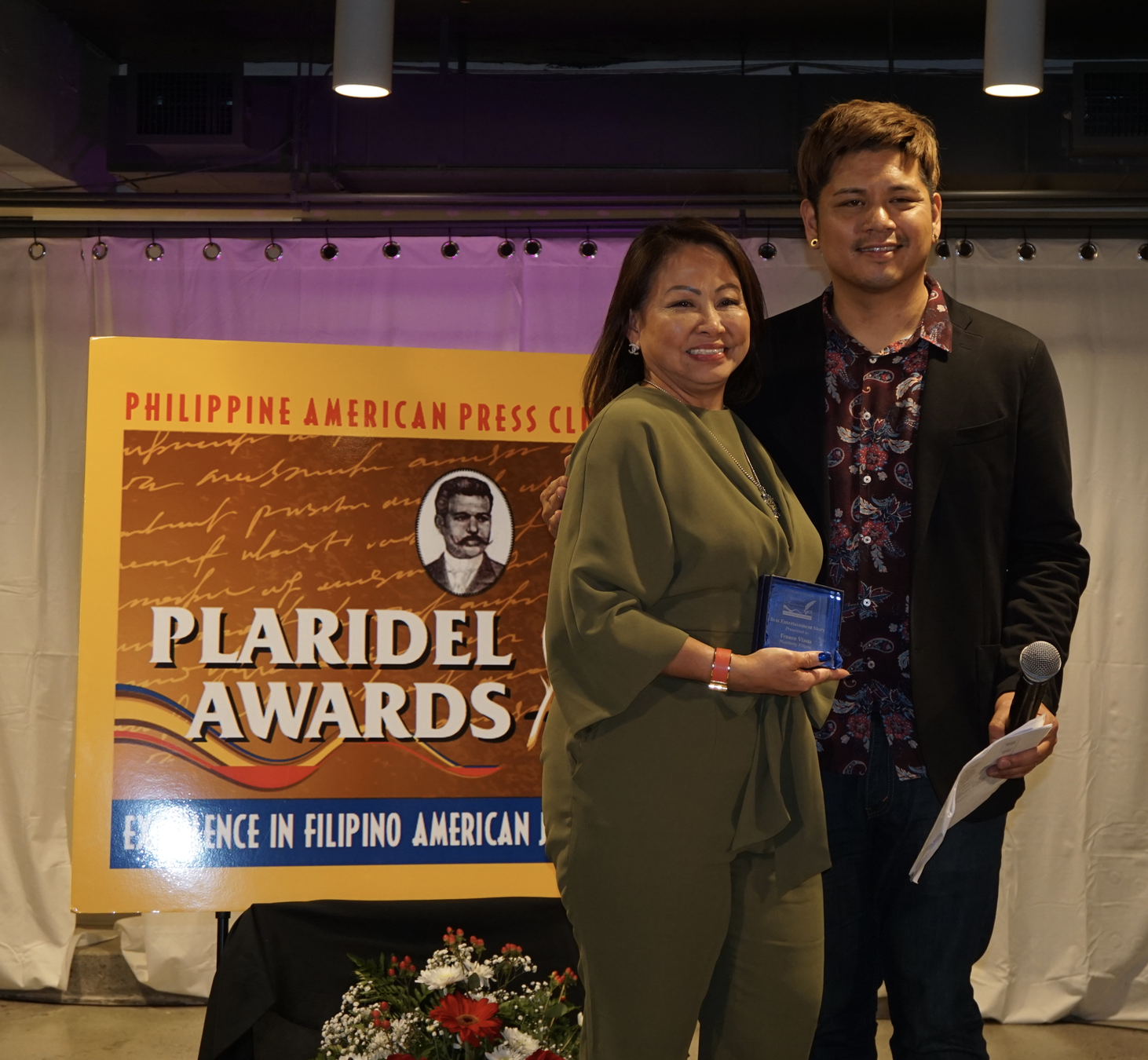 2018 Plaridel Sonia Delen for Titchi Tiongson with Troy Espera