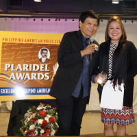 2018 Plaridel Emil G with Lorna Dietz