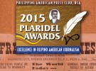 2015 Plaridel Awards Souvenir Program