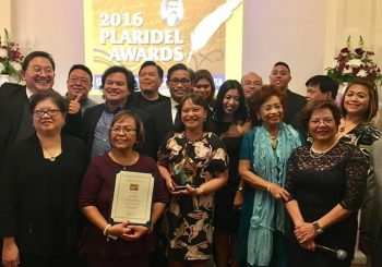 2016 Plaridel Awards Photos
